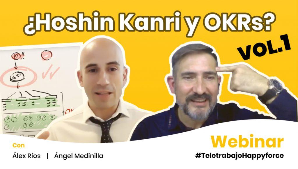 OKR y Hoshin Kanri