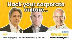 Hack corporate culture