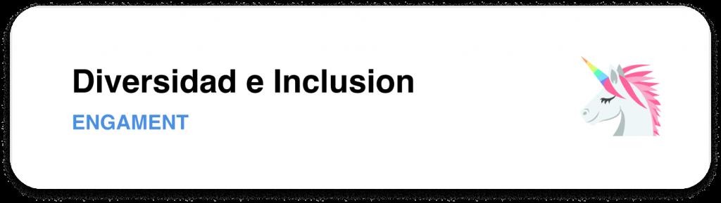 diversidad e incluisión