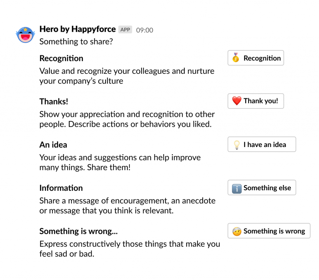 Microsoft Teams happyforce